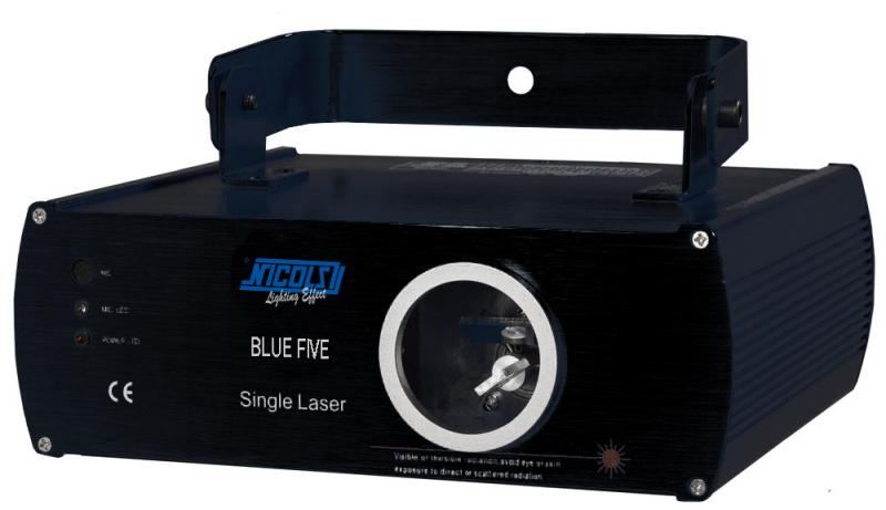 Laser blu 480mW KARMA BLUE FIVE