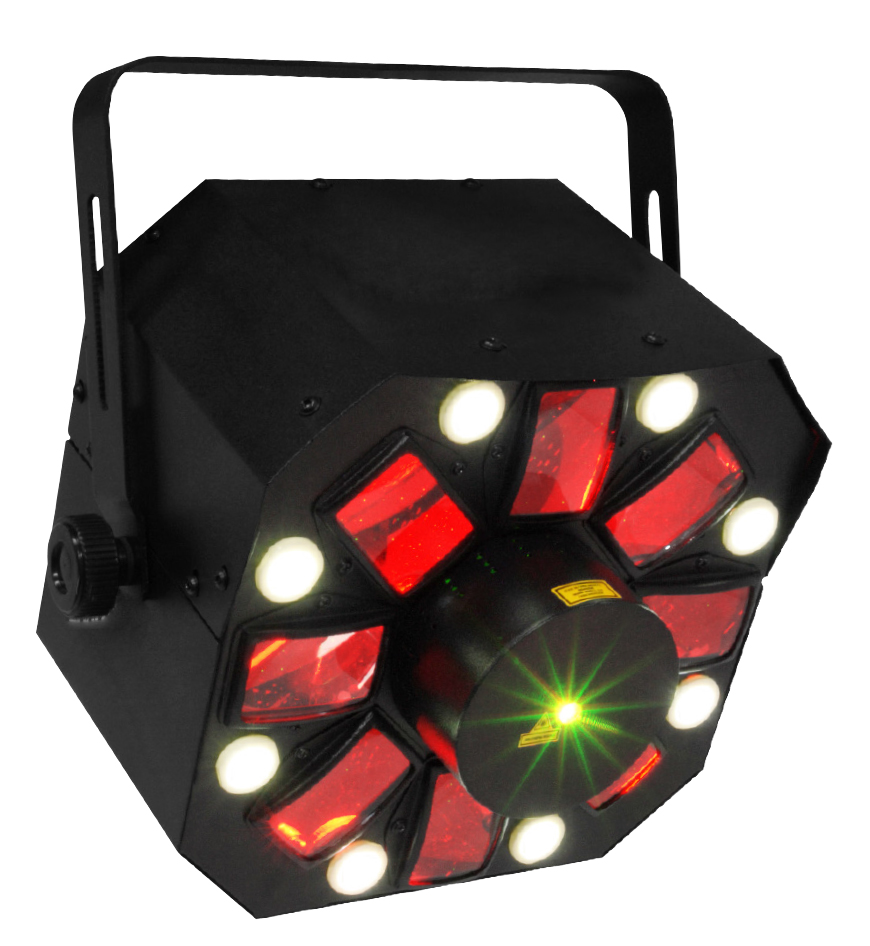 Effettto luce a led KARMA DJ LED224