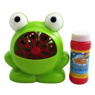 BUBBLE FROG - Bubble Machine a batteria