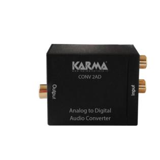 CONV 2AD - Convertitore audio analogico - digitale