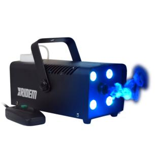 DJ 701L - 700W fog machine with  leds