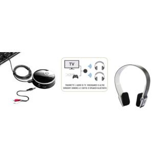 KIT AUDIO 58 - Combinato doppia cuffia