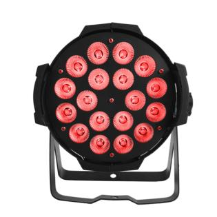 LED PAR180 - Illuminatore DMX a led