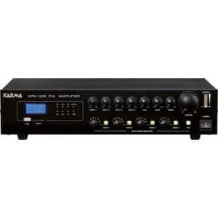 MPA 120S - Amplificatore PA 4 zone 170W