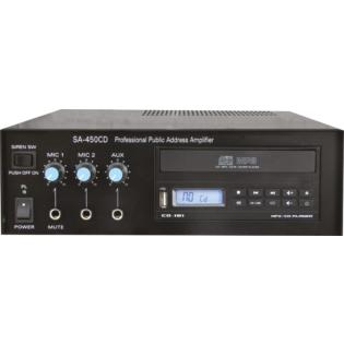 SA 450CD - Amplificatore da 30W con CD/USB