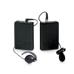 SET 9000C - Sistema di trasmissione wireless  per visite guidate